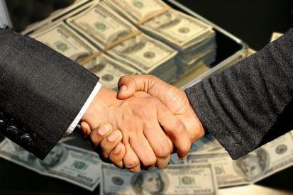 Podział majątku w dolarach