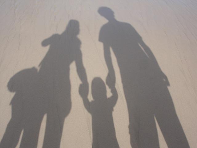 Podział władzy rodzicielskiej podczas sprawy rozwodowej